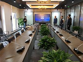 蔚蓝世界公司使用MAXHUB会议平板
