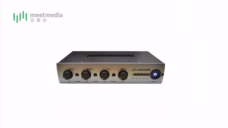 会易达CM64视频会议混音器