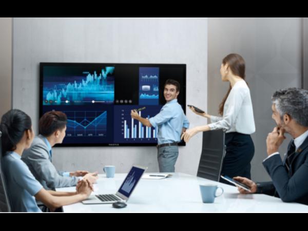 MAXHUB如何为企业打造智能办公环境