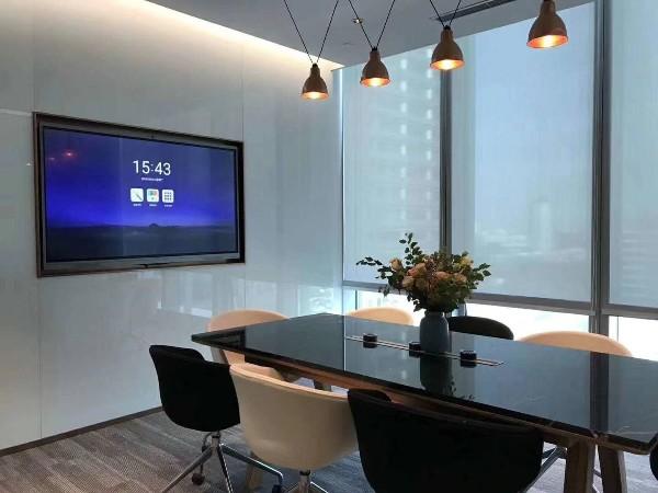 MAXHUB会议平板来缓解老板压力