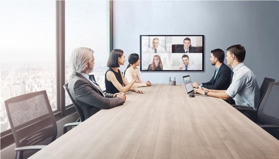 maxhub远程视频会议
