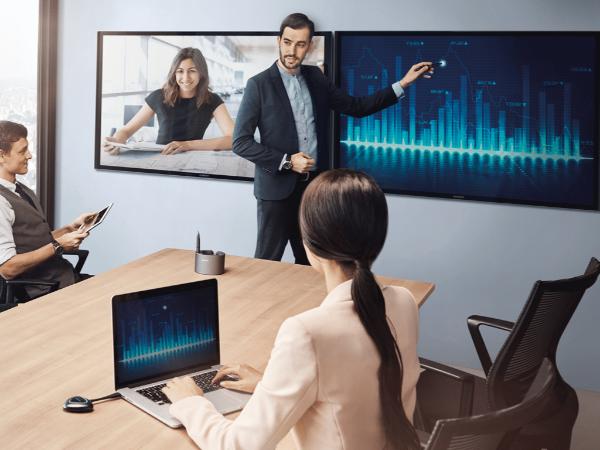 MAXHUB的黑科技让你企业效率提升