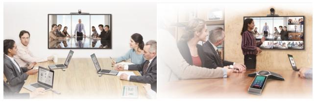电视机视频会议系统组合
