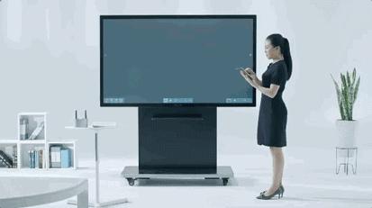 同时支持多至四台设备分屏显示