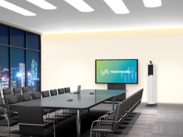 简洁高效的无线会议室,您值得拥有