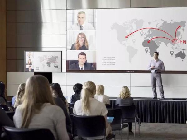 大型会议室设计方案|网牛智能办公为您打造