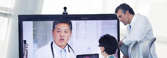 医院(多方远程会诊,医联体培训)