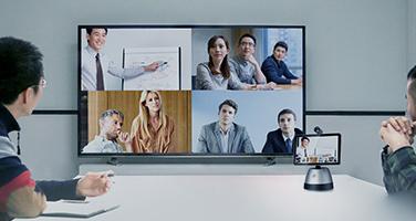 多方移动端单点小规模视频通讯