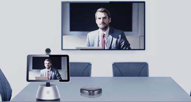 搭配大屏投放器用于中小会议室