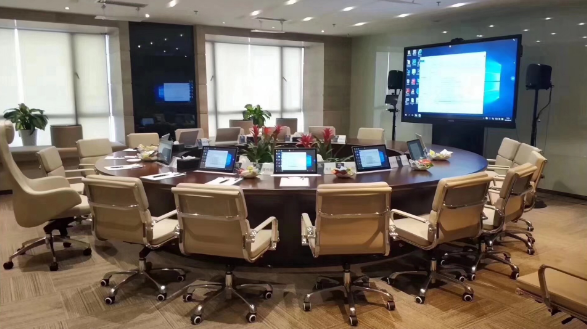 maxhub会议室